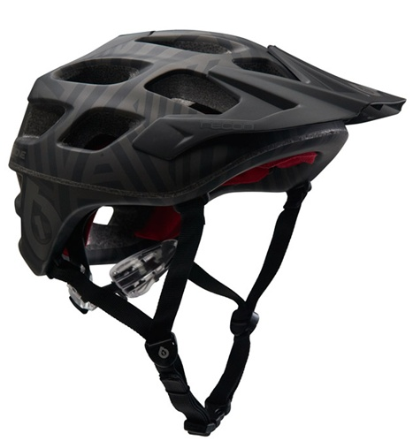 mountain biking helmets