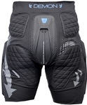 Demon Shield Padded Shorts
