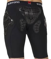 Burton Total Impact Short with G-Form