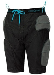 Protec Ips Womens Hip Protector Padded Shorts